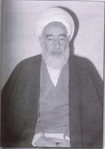 زندگینامه آیت الله محمد تقى ستوده(۱۳۴۰ -۱۴۲۰ق)