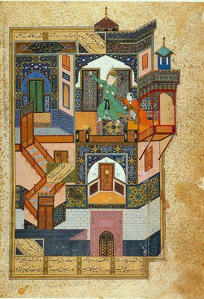 زندگینامه کمال الدین بهزاد(متوفی۹۴۲ه.ق)(مشهورترین نگارگر ایران)